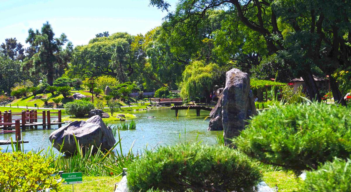Buenos Aires: Parques & Jardines