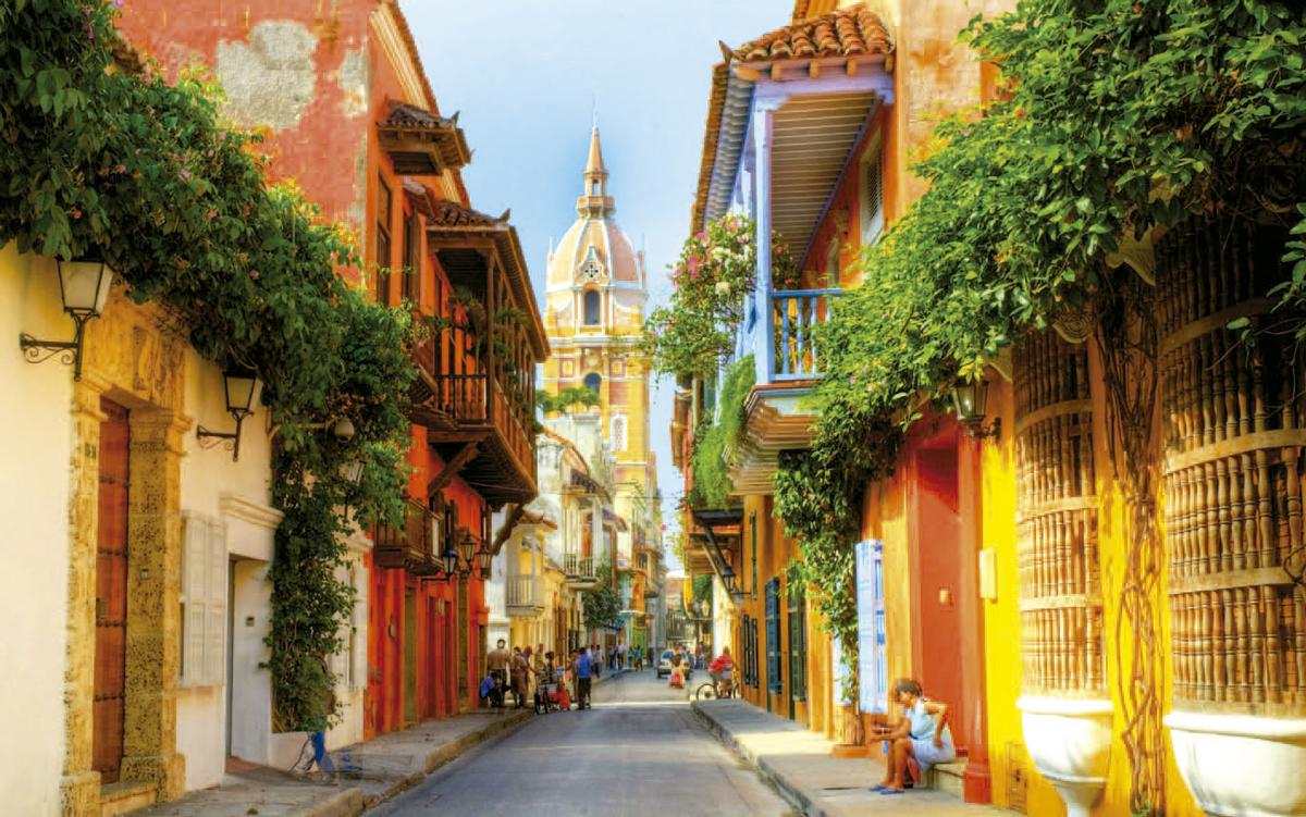 Colombia: sabores y colores