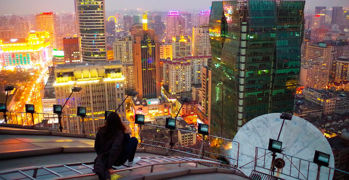 Shanghai quiso mostrarme quién era