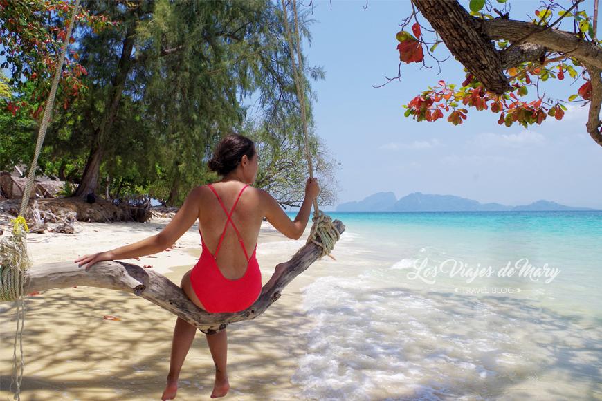 Soñando despierta en Tailandia